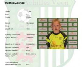 Matthijs Luijendijk 30-1-2016